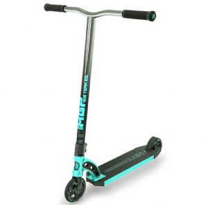 MGP VX 8 TEAM EDITION -  TURQUOISE with CHROME BARS